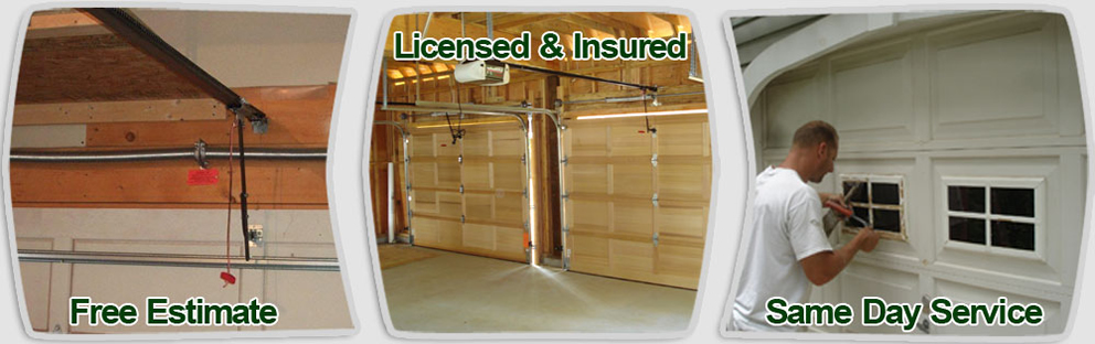 Garage Door Repair Greenfield IN